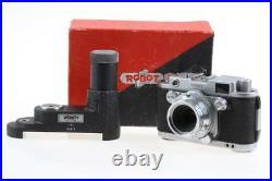 ROBOT Royal 36 mit 30mm f/3,5 Xenagon und Zubehörpaket SNr 138304