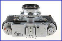 ROBOT Royal 36 mit 50mm f/2 Sonnar SNr Z-145677