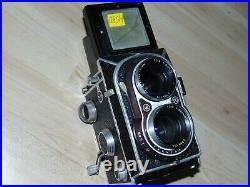 ROCCA TLR 6x6 Boxkamera Lens/Objektiv Rodenstock-Trinar 2,9 f=80mm. Rote A Montan