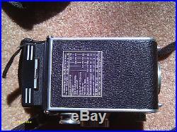 ROLLEIFLEX 2,8C model- K7C twin lens reflex camera