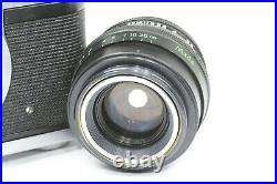 Rangefinder ZORKI 4K camera with Jupiter 8, based on Leica, after CLA service