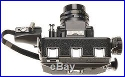 Rapid Omega 100 Rangefinder 6x7 Film Camera Konica Lens Hexanon 13.5 f=90mm