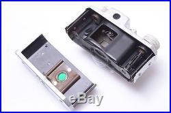 Rare Morita Trading Co. Kiku Model II 16 14x14mm Subminiature Camera