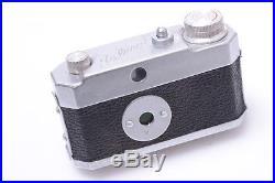 Rare Zunow Halma Halmat 14x14mm Subminiature Camera
