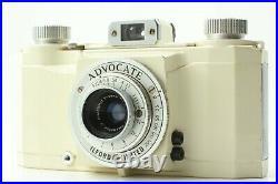RareILFORD ADVOCATE II Film Camera Anastigmat 35mm f3.5 Vintage from Japan