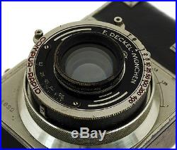 Roland Camera with Lens Kleinbild Plasmat 70 mm f/2.7