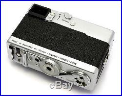 Rollei 35 0-series Rollei-Compur-Gossen-Zeiss #3000407