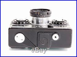 Rollei 35 SE mit with Sonnar HFT 12,8 / 40 mm (FF09750)