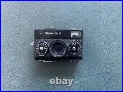 Rollei 35 Vintage Rangefinder Film Camera With 40mm Lens