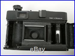 Rollei XF35 XF 35 Ta. +Kordel case schön u. Funktionsf. Very nice +working ANKAUF