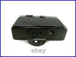 Rollei Xf 35 Rangefinder Camera Lens Sonnar 2,3/40 Full Working Very Nice Top