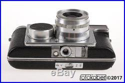 STEINHEIL Casca I Sucherkamera mit Culminar 5cm f/2,8 SNr 52938