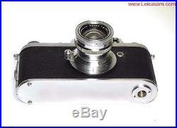 Sonne V Camera with 50/2 Xenon Schneider-Kreuznach Col. Lens Ex++ Nice