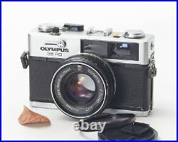 Tested Olympus 35 RD 35mm Vintage Rangefinder Film Camera