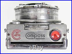 The Jaeger LeCoultre Compass Camera #4376