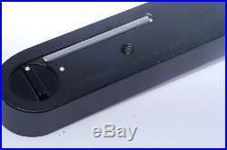 Tom Abrahamsson black Rapidwinder for Leica M cameras. Leica M4-2, M4-P, M6