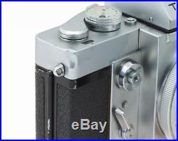 Topcon RE Super Camera with lens Topcor 1.4/58