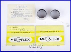 Two Camera Metz Mecaflex With Benoist Berthiot 2.8/40mm Accessories Case Set