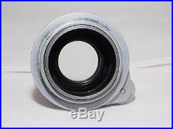 US Army Signal Corp Military Kardon 35mm rangefinder camera, Ektar 47mm f2 lens