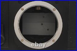 VGVoigtlander Bessa R Black Rangefinder Film Camera L39 LTM from JP (150-E462)