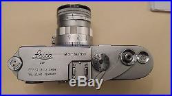 Vintage 1956 Leica M3 Camera