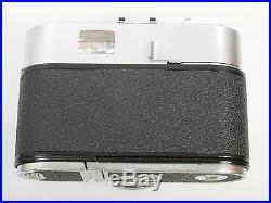 VITOMATIC IIa ULTRON 2/50 50mm 12 Separation im Sucher sonst sehr gut