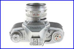 VOIGTLÄNDER Bessamatic mit Septon 50mm f/2,0 SNr 92791