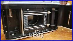VOIGTLANDER NOKTON 50mm f/1.5 PROMINENT MOUNT LENS. With Camera, cap, lens hood