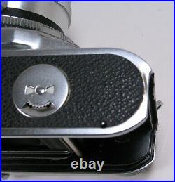 VOIGTLANDER PROMINENT camera with NOKTON 50mm/f1.5. Excellent condition, 124/R