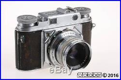 VOIGTLÄNDER Prominent mit Color-Skopar 50mm f/3,5 SNr B32592