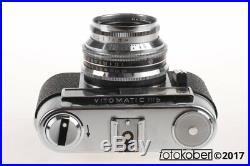 VOIGTLÄNDER Vitomatic III B mit ULTRON 50mm F/2,0 SNr 6587720