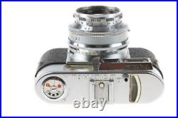 VOIGTLÄNDER Vitomatic IIa mit Ultron 50mm f/2,0