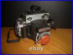 Vintage 1954 Simmon OMEGA 120 medium format 6x7 angefinder camera