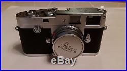 Vintage 1958 Leica M2