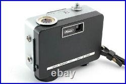 Vintage 66Flower Ricoh AUTO HALF E 25mm F2.8 Rangefinder Camera With Cap, Case