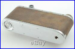 Vintage AS-IS Leica I standard D. R. P Camera body Leitz Elmar 50mm f/ 3.5 1937