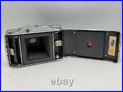 Vintage Ansco Speedex Special R (Agfa Isolette III) Folding Rangefinder Camera