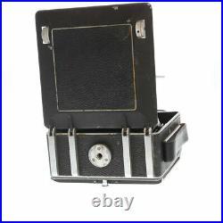 Vintage Busch 4x5 Model D with Graflex 135mm F/4.7 Optar in Graphex Shutter UG