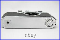 Vintage Canon Rangefinder E. P Mark Film Camera Body Only #SW21b