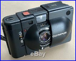Vintage Classic Olympus XA Compact Film Camera with A11 Flash Excellent Cond