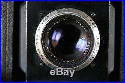 Vintage Graflex R. B. Series B 3.25 x 2.25 Camera w /KODAK EKTAR Lens, XLNT Cond