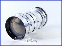 Vintage Kiev 4 35mm Film Rangefinder Camera 3 Lens Outfit + Finder