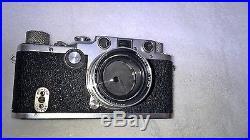Vintage Leica 35mm Camera No 492193 NICE