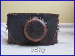 Vintage Leica Camera Ernst Leitz Wetzlar Germany Elmar f=5cm 12.8