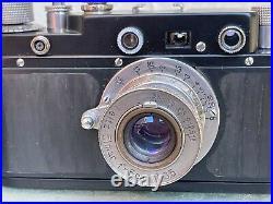 Vintage Leica II Militare Marine V. Wilhelmshaben LEITZ Wetzlar Germania reich
