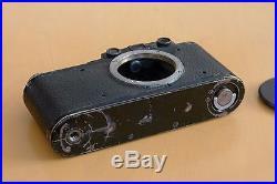 Vintage Leica rangefinder camera SN. 85824. NO RESERVE