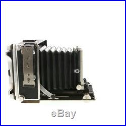 Vintage Linhof 4x5 Technika II with Kalart Rangefinder Folding View Camera BG