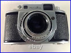 Vintage MINOLTA Model A Rangefinder Hard to Find Camera