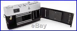 Vintage Mamiya Super Deluxe 35mm Rangefinder Camera 48mm F1.5 Lens #4248