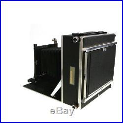 Vintage Meopta 5x7 Magnola Metal Folding Plate Camera -BG